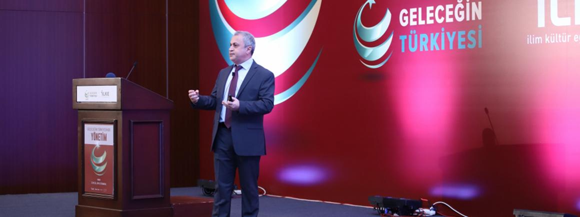 Geleceğin Türkiyesinde Yönetim Raporu Sunuldu