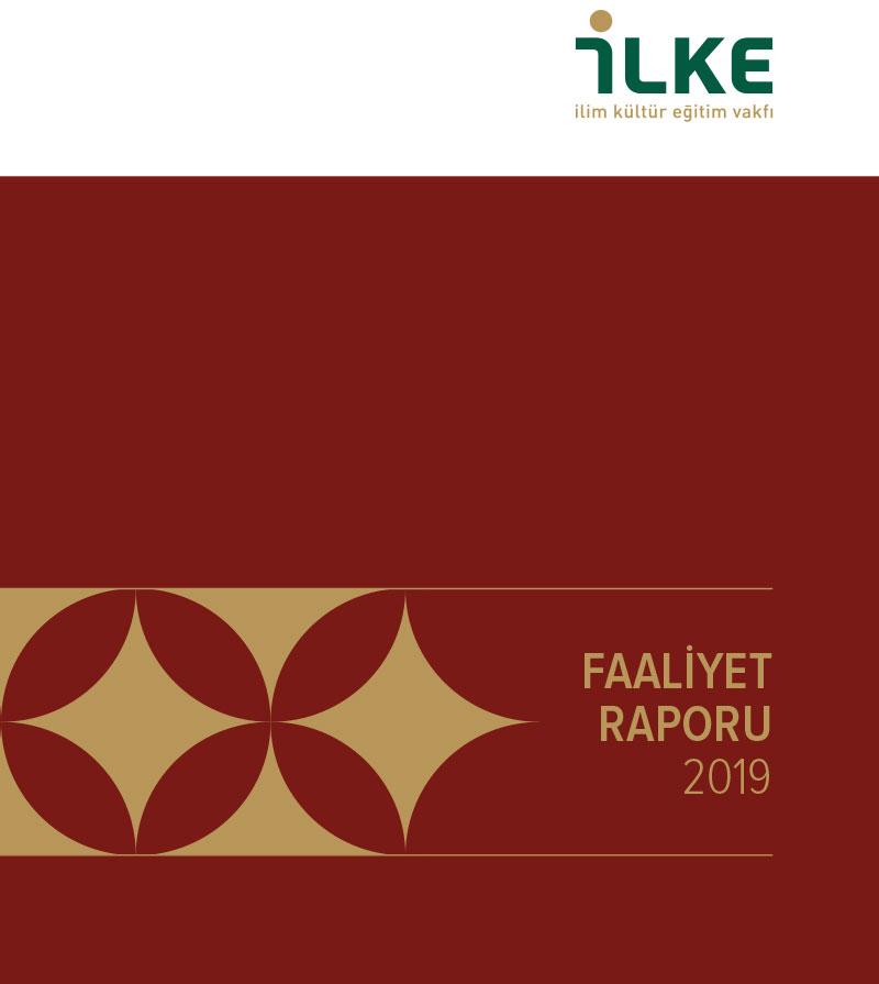 İLKE Vakfı 2019 Faaliyet Raporu