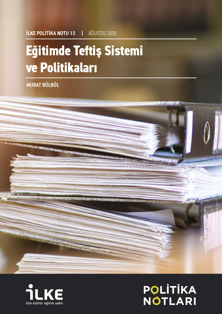 Eğitimde Teftiş Sistemi ve Politikaları